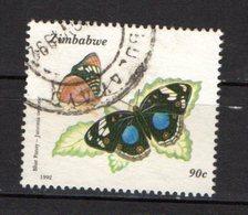 Zimbabwe Scott N°673.671...oblitérés - Zimbabwe (1980-...)