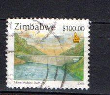 Zimbabwe Scott N°853.....oblitérés - Zimbabwe (1980-...)
