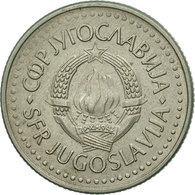 Monnaie, Yougoslavie, 10 Dinara, 1986, TTB, Copper-nickel, KM:89 - Joegoslavië