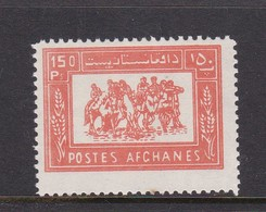 Afghanistan SG 462 1960 Buzhashi Game 150p Orange MNH - Afghanistan