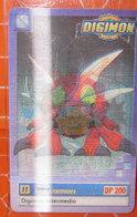 DIGIMON CARDS OLOGRAMMA 5/15 TENTOMON-KABUTERIMON - Trading Cards