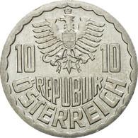 Monnaie, Autriche, 10 Groschen, 1986, Vienna, TTB, Aluminium, KM:2878 - Autriche
