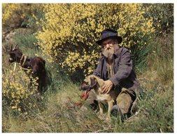(ORL 300) Farmer & Dog + Goat - Chèvre - Elevage