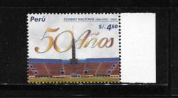 Peru 2004 National Stadium 50th Anniversary MNH - Peru