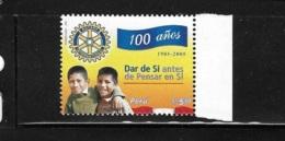 Peru 2006 Rotary International Cent MNH - Peru