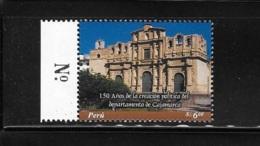 Peru 2006 Creation Of Cajamarca Dept 150th Anniversary MNH - Peru