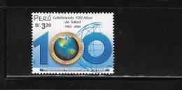 Peru 2002 Pan American Health Organisation MNH - Peru