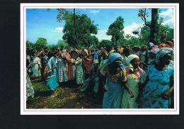 COMORES - UDZIMA WA KOMORI- Femmes En Fête Ngazidja-   Scans Recto Verso -Paypal Sans Frais - Comoros
