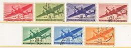 U.S.  C 25-31  (o)  D C 9 - Air Mail