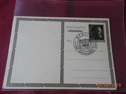 Carte Entier Postal De Propagande D Allemagne ( Cachet De Berlin 1939) - Briefe U. Dokumente