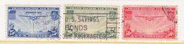 U.S.  C 20-22  (o)   CHINA  CLIPPER - Air Mail