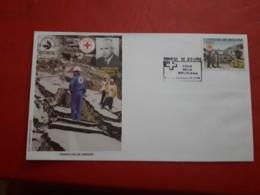 La Bolivie FDC Croix-Rouge 1999 - Rotes Kreuz