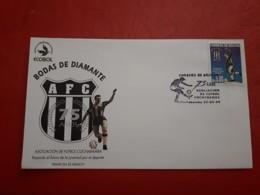 La Bolivie FDC 75 Ans De L'association De Football De Cochabamba - Football