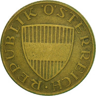 Monnaie, Autriche, 50 Groschen, 1966, TTB, Aluminum-Bronze, KM:2885 - Autriche