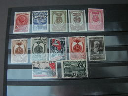 Russland , Small Lot Old Stamps Very Nice - Briefmarken