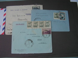 Argentina Lot  , 3 Old Cover - Argentinien