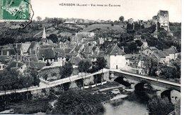HERISSON - Vue Prise Du Calvaire - Frankreich