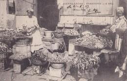 Sierra-Leone Freetown A Shop Circulée En 1907 - Sierra Leone