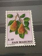 SAINT-MARIN - Neuf** - 1973 - Fruits - Nuevos
