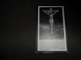 Doodsprentje ( D 6 ) Lefevere / De Scheemaeker - Vijve St - Elooi  Vyve St Eloy Sint - Eloois - Vijve Thielt  Tielt 1918 - Esquela