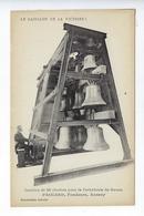 CPA Paccard Fondeurs Annecy Carillon De 29 Cloches Pour La Cathédrale De Rouen - Annecy