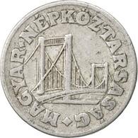 Monnaie, Hongrie, 50 Fillér, 1968, Budapest, TTB, Aluminium, KM:574 - Hongrie