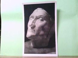 AK Ravenna / Italien, Museo Dantesco ( Presunta Maschera Del Poeta ). - Italy