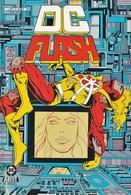 Rare Bd Comics DC Flash N°9 1985 - Flash