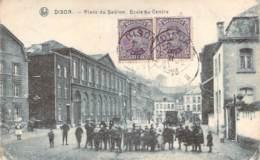 Belgique - Dison - Place Du Sablon, Ecole Du Centre - Dison