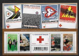 France 2011 Bloc Feuillet N° F4621  Neuf Pour La Croix Rouge. Prix De La Poste - Blocs & Feuillets