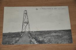 1584- La Baraque Michel En 1926, Signal Geodesique - Jalhay