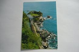Montenegro, Herceg Novi, Train, Tunel, Railway, Schmalspurbahn Unu - Trenes
