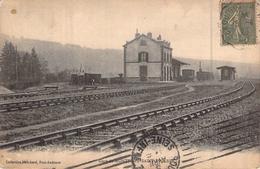 C P A Eure 27 Montfort Saint Philbert La Gare - Altri Comuni