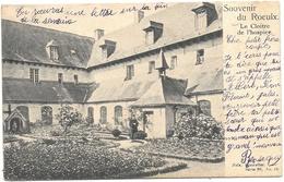 Le Roeulx NA14: Souvenir Du Roeulx. Le Cloître De L'hospice 1907 - Le Roeulx