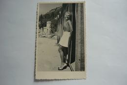 Croatia, Dubrovnik, Ragusa, Beach, Pretty Women, Unu, 1937 - Croatie