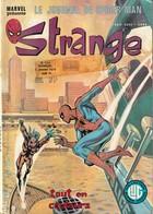 Rare Bd Comics Marvel Strange N°109 - Strange