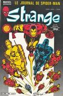 Rare Bd Comics Marvel Strange N°180 - Strange