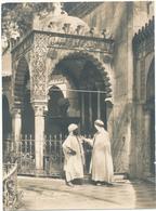 ORAN, Algérie - Moschee, Mosquée - Photo Lehnert & Landrock 12,5 X 17 Cm - Lieux