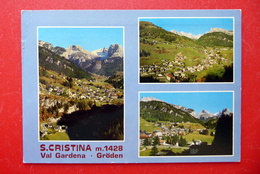St. Christina - Gröden - Val Gardena - Dolomiten - Südtirol - Trentino 1987 - Italien