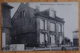 14 : Asnelles - Villa Olivier - (n°13039) - France