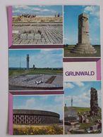 Battlefield / 1410 Year / Battle Of Grunwald / Tanneberg Schlacht / Bataille / Monument - Otras Guerras