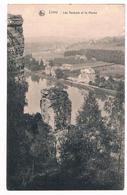 CPA : NAMUR LIVES : Les Rochers Et La Meuse - Vue Vers Beez ? - Namur