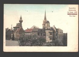 Liège - Exposition Universelle De Liège 1905 - Vieu Liège - Dos Simple - Luik