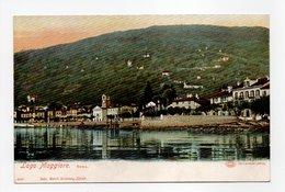 - CPA LAGO MAGGIORE (Italie) - Suna - Edit. Louis GLASER 6397 - - Italië