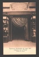 Liège - Exposition Universelle De Liège 1905 - Industrie De La Plume - Entrée Du Salon - Luik