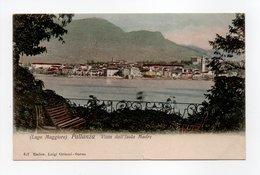 - CPA PALLANZA (Italie) - Vista Dall'Isola Madre - Edit. Luigi Grisoni 627 - - Italië