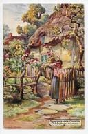Wixford - Old Cottage -  Tuck Oilette 7442 - Autres