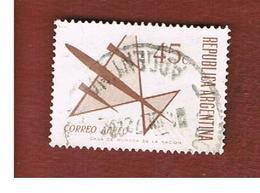 ARGENTINA - SG 1374  - 1971 FLIGHT  -   USED ° - Argentina