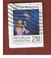 ARGENTINA - SG 1459  - 1974  CHRISTMAS: ST. ANN & VIRGIN   -   USED ° - Argentina