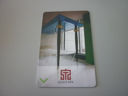 China Shanghai Yuyuan Renaissance Hotel Room Key Card - Cartas De Hotels